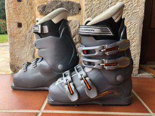 Botas de esqui de salomon