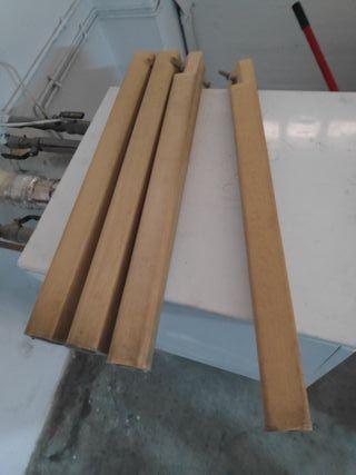 mesa camilla 130x90x65 con cristal