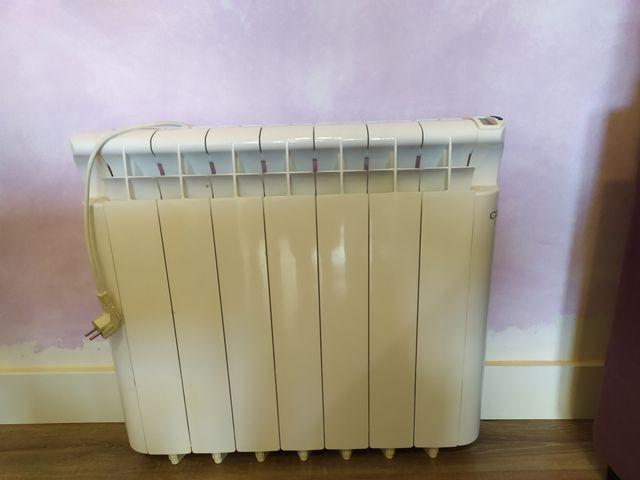 Emisor térmico/estufa calor azul 900 W
