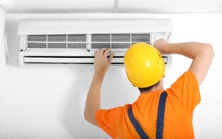 Montaje y desmontaje de aire acondicionado