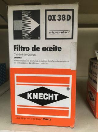 KNECHT OX38D