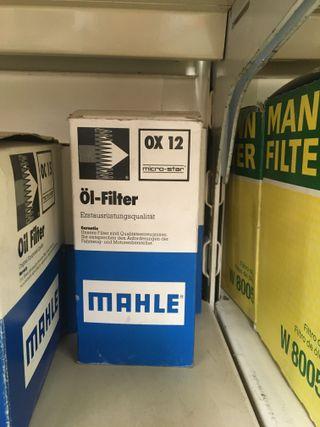 MAHLE OX12