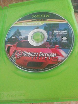 juego project gotham racing 2