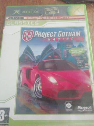 juego project gotham racing 2
