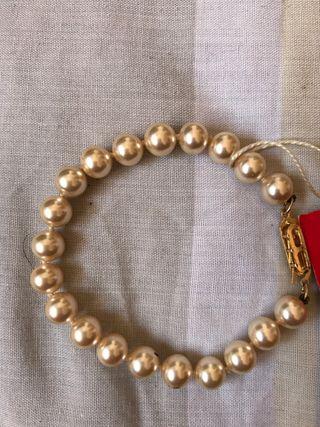 Pulsera perlas mallorca