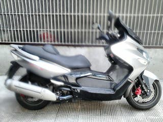 kymco scyting 500 r scooter 2009