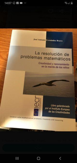 la resolución de problemas matematicos