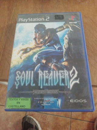 juego soul reaver 2 Ps2