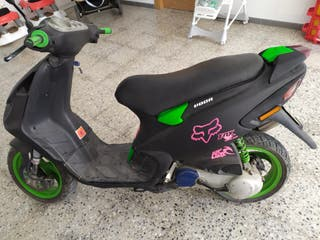 scooter Piaggio nrg extreme