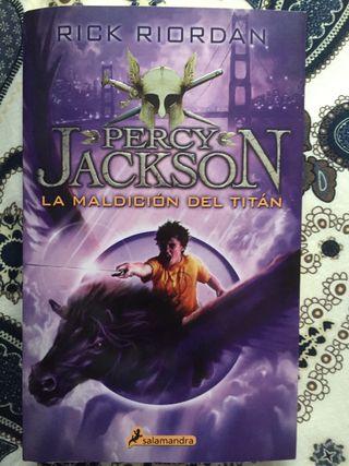 Percy Jackson 3: La Maldición del Titán