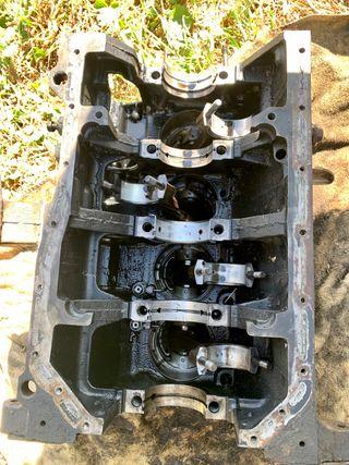 Bloque motor mitsubishi pajero 2.5 td (1982-1998)