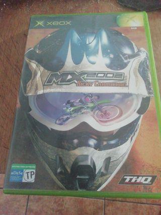 juego Mx2002 Ricky Carmichael