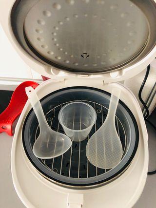 Robot de cocina chef titanium con voz