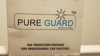 Pure guard car bodycare