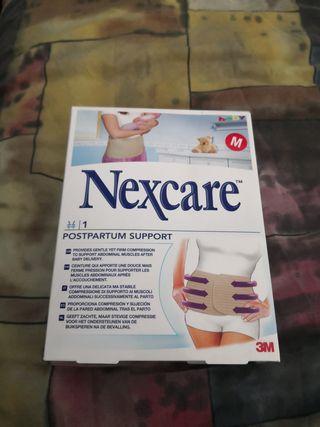 Fajas postparto,INNObeta cintur/ón de recuperaci/ón con soporte para la espalda Carne,S//M faja abdominal el/ástico para para aliviar el dolor,transpirable,c/ómoda y ajustable con doble velcro