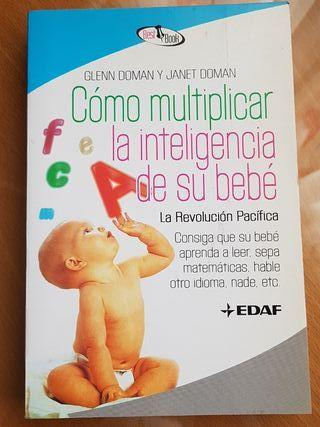 """Libro """"CÓMO MULTIPLICAR LA INTELIGENCIA DE SU BEBÉ"""