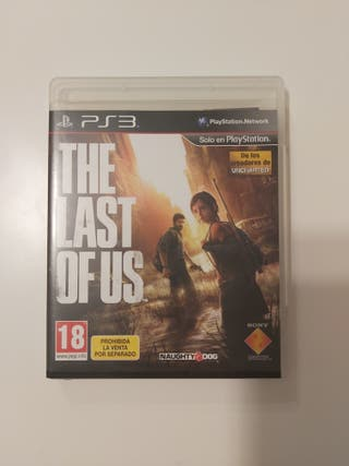 Juego The Last Of Us