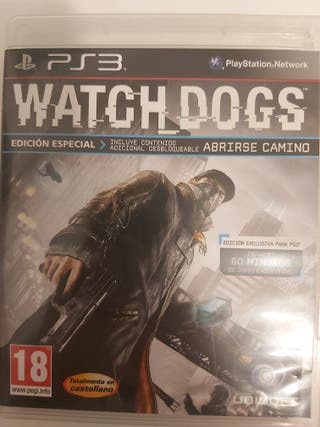 Watch Dogs para PS3
