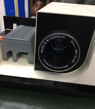 Proyector cine Vintage Prestinox 680 auto