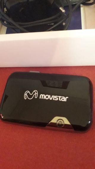 Router Mifi 3,5G Movistar Novatel