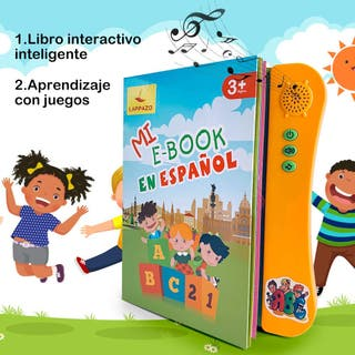 LIBRO ELECTRÓNICO INFANTIL (1-5 AÑOS)