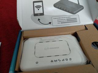 router fibra movistar