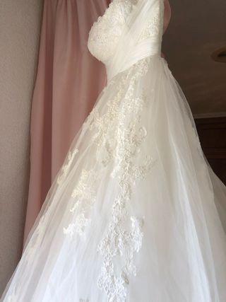 """Vestido de novia """" la sposa"""""""