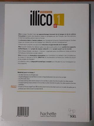 libro francés A1 illico