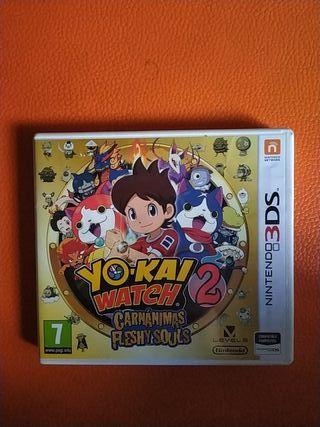 Yokai Watch 2 Nintendo 3DS