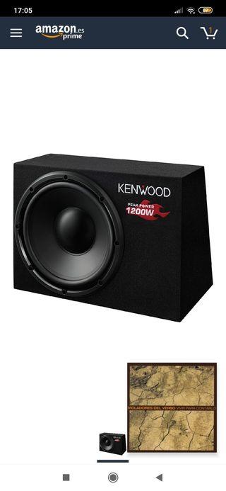 Subwoofer Kenwood 1200W