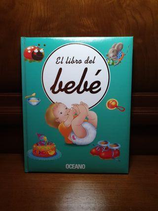 Libro del bebe Nuevo a estrenar