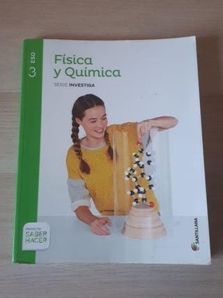 Física y Química 3 E.S.O.