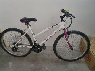 bicicleta niña, tamaño grande