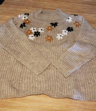 jersey bordado talla S