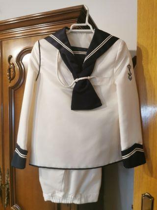 traje de comunión de niño