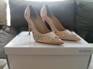 zapatos de guess