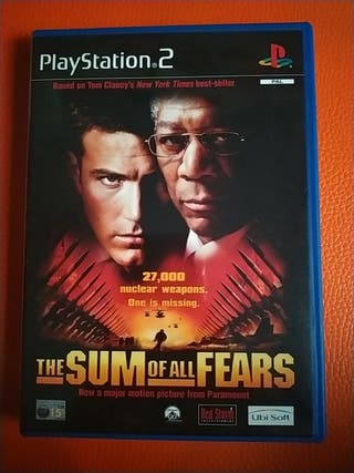 The Sum of all Fears Ps2