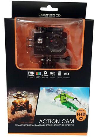 cámara deportiva avenzo av710 full HD 1080 nuevo