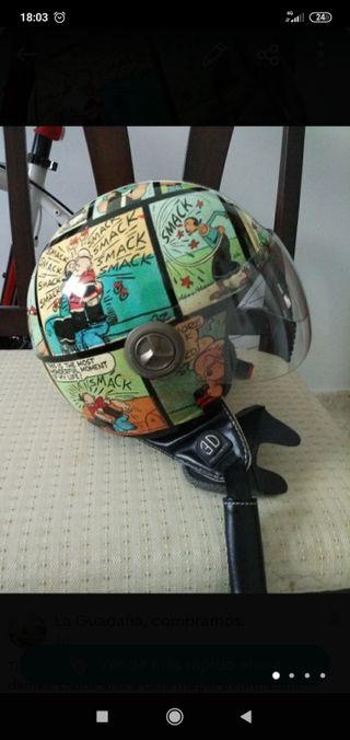 Casco helmen