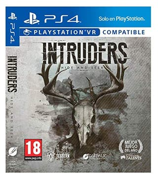 INTRUDERS ps4 PSVR