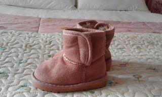 Lote de botas bebe