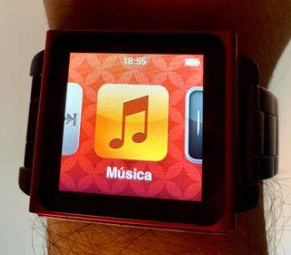 iPod nano Red sexta generación 8 Gb