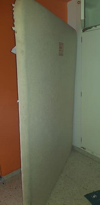 Somier tapizado 150 x 190