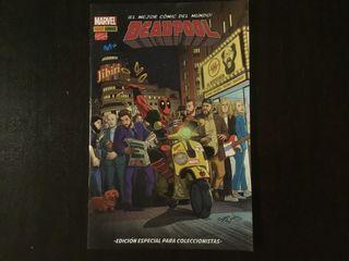 """Deadpool Edición Especial """" La Resistencia """""""