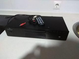 reproductor CD MP3 USB auna