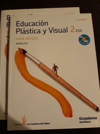 EDUCACION PLASTICA Y VISUAL 2 ESO