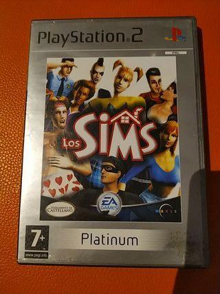 Los Sims Ps2