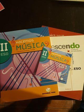 NUEVO HACEMOS MUSICA 2 ESO