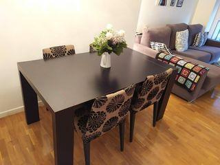 Mesa de comedor de El Globo Muebles