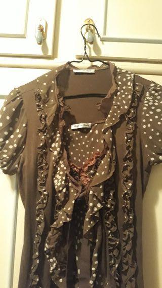 conjunto top y chaqueta juvenil